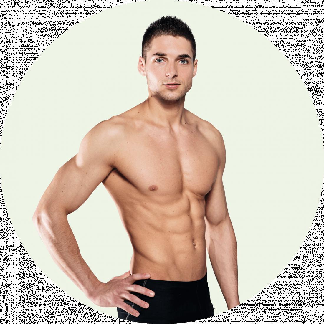 Perché gli uomini scelgono la Liposuzione Hi-Def?