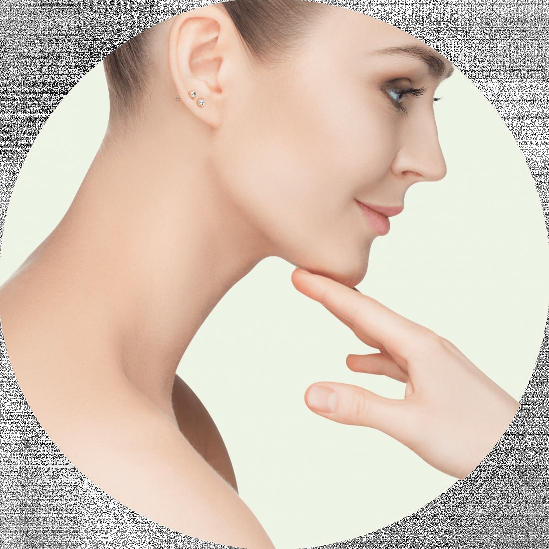Perché le donne Scelgono la Liposuzione del Doppio Mento?